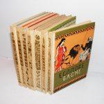 Basne Narodna knjiga, sedam knjiga