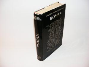 Radjanje moderne književnosti Roman