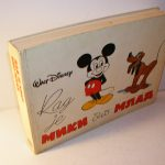 Kad je Miki bio mlad, Walt Disney
