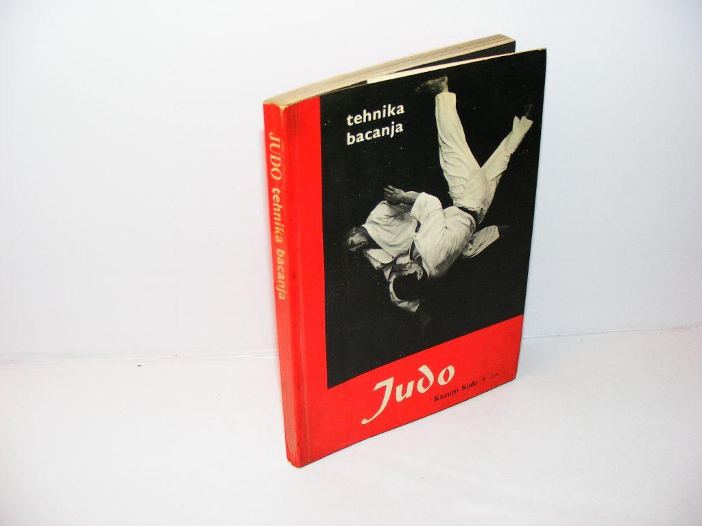 JUDO TEHNIKA BACANJA Kazuzo Kudo 9. dan