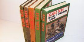 Zabavna Biblioteka, Karl May 1-5