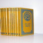 Biblioteka TIMOR 1-10 komplet