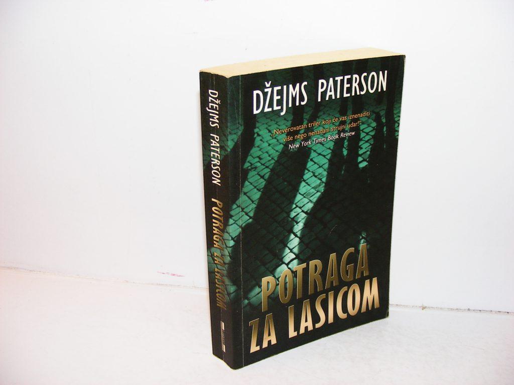 POTRAGA ZA LASICOM Džejms Paterson