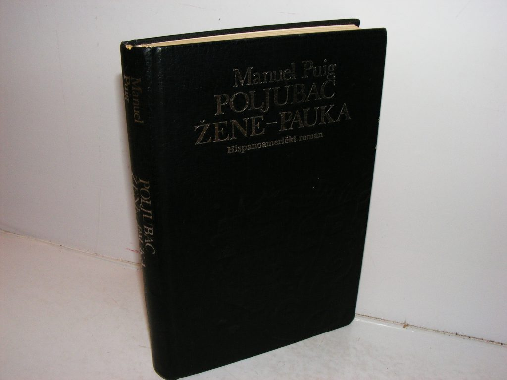 POLJUBAC ŽENE-PAUKA Manuel Puig
