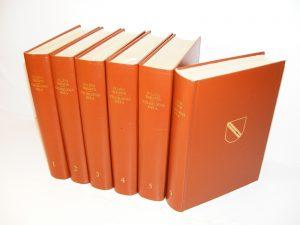 Viljem Šekspir Celokupna dela 1-6 komplet
