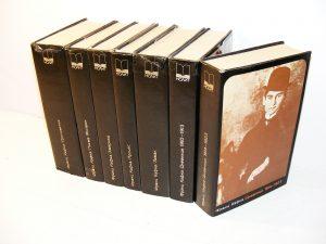 Franc Kafka Izabrana dela, 1-7 komplet