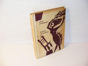 SLATKI ČETVRTAK Džon Štajnbek John Steinbeck Zora Zagreb, 1956. s engleskog preveli Nada i Antun Šoljan tvrd povez,236 strana. Stanje Veoma dobro.