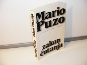 Mario Puzo ZAKON ĆUTANJA