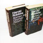 Kamen za Dannyja Fishera 1 i 2 tom,Harold Robbins