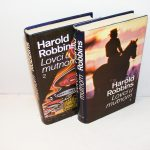 LOVCI U MUTNOM Harold Robbins