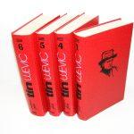 Tin Ujevic 4 knjige iz Odabranih dela