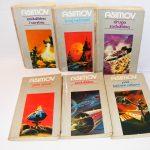 Zaduzbina 1-6 Isak Asimov