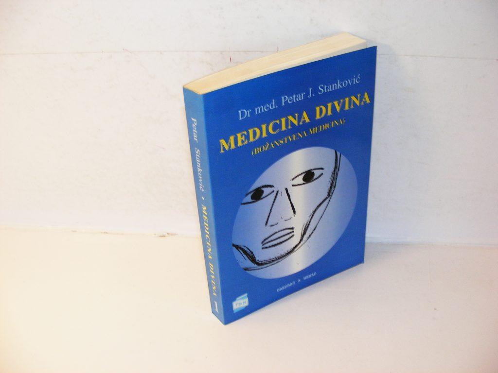 Medicina divina (Božanstvena medicina), Petar Stanković