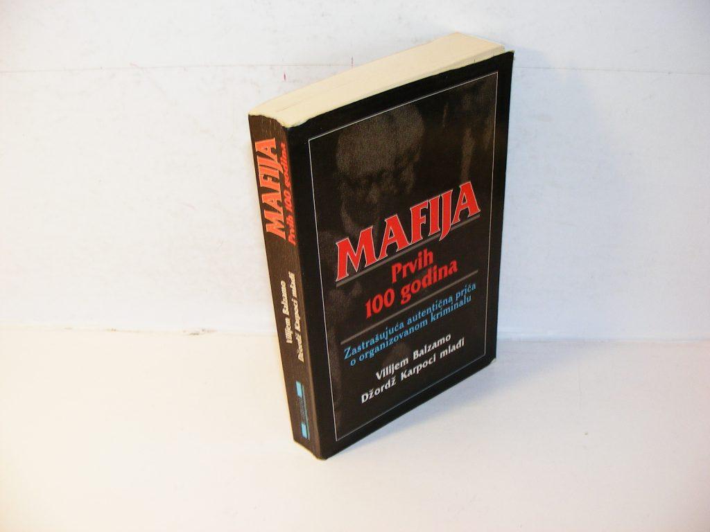 Mafija Prvih 100 godina Balzamo Karpoci