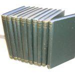 Turgenjev 10 knjiga iz Sabranih dela, Narodna Prosveta 1934