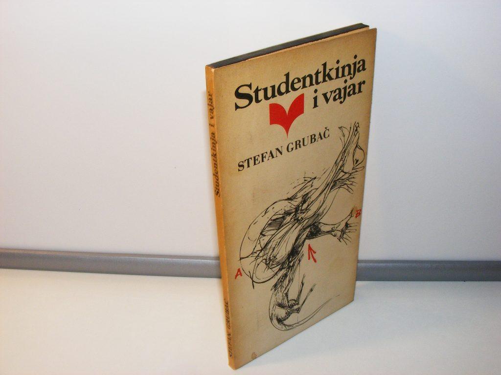 STUDENTKINJA I VAJAR Stefan Grubač